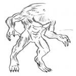 Razorback BodyDrawn by: Jeremy Shory