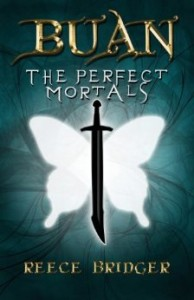 Reece Bridger's epic Fantasy The Perfect Mortals